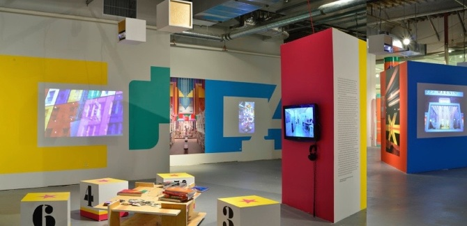 Review Design Love In Deborah Sussman At The Chicago Museum November 26 2014 Loves Los Angeles Is A Good Fit For