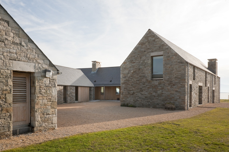 House On Blacksod Bay Tierney Haines Architects
